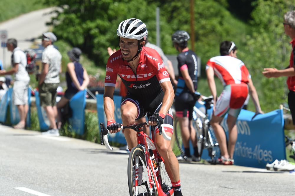 André Cardoso contrôlé positif et écarté par Trek pour le Tour