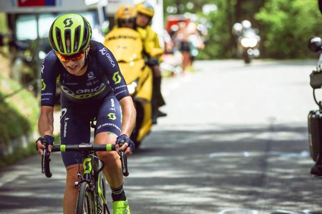 Annemiek Van Vleuten sur La Course By La Tour 2017