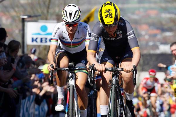 Armitstead et Longo Borghini sur le Tour des Flandres 2016