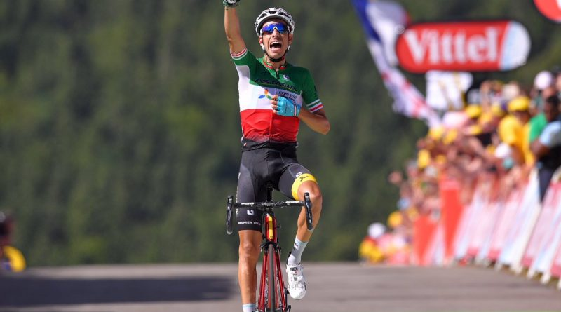 Aru signe chez UAE Team Emirates