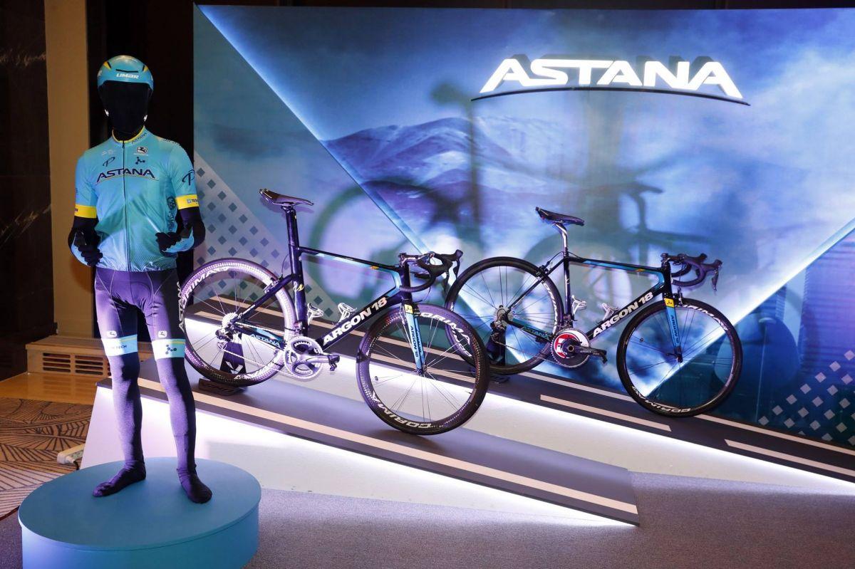 Astana 2018