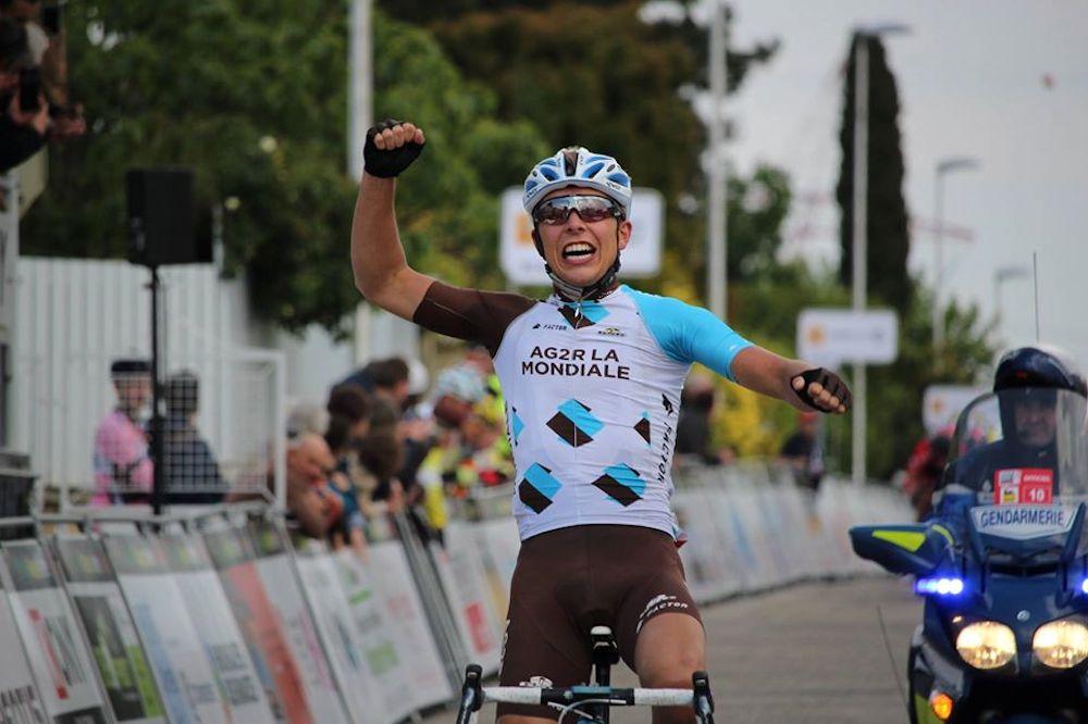 Benoît Cosnefroy vainqueur au RAIT