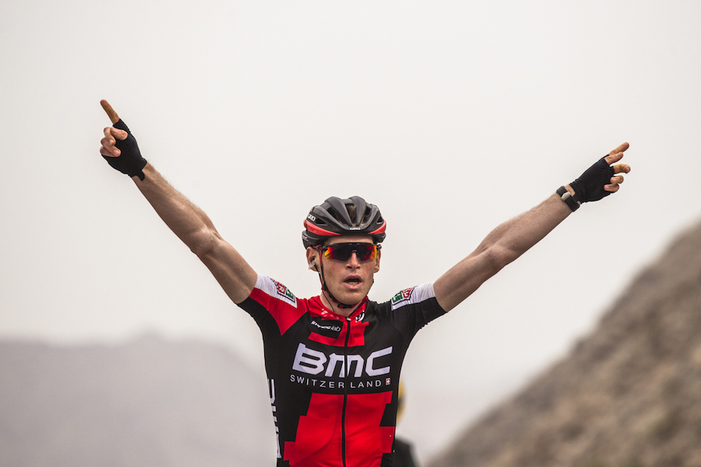 Ben Hermans vainqueur au Tour d'Oman