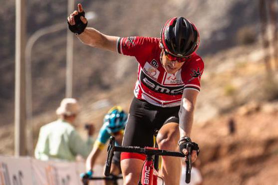Ben Hermans vainqueur à Oman