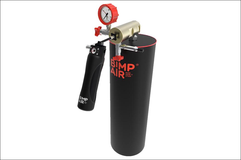 Capsule de CO2 rechargeable Bimp'Air