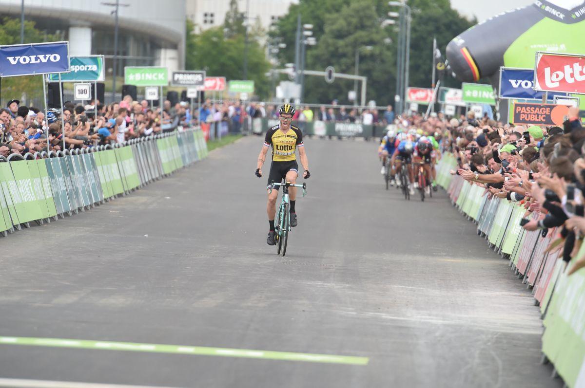 Sagan remporte la 3e étape au sprint et est 3e au général