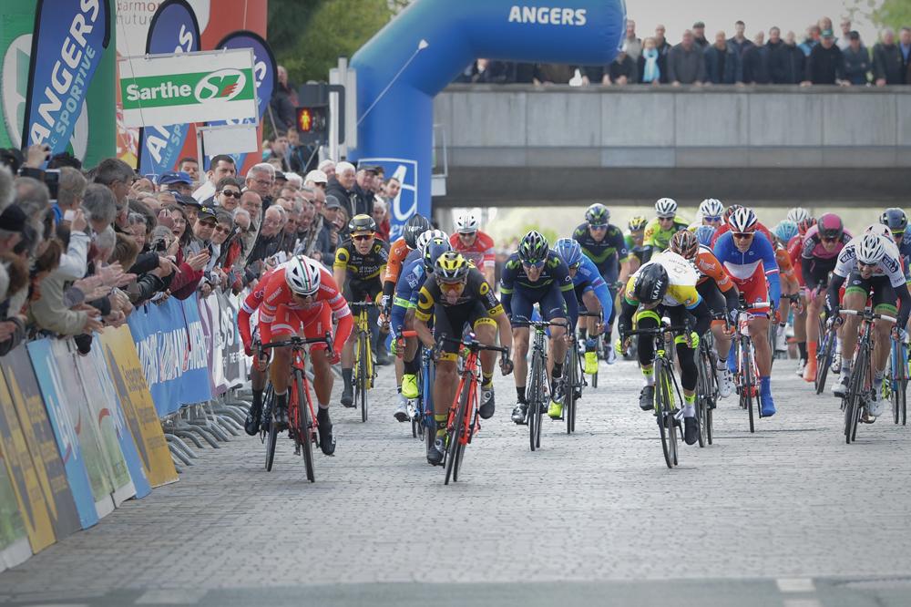 Circuit de la Sarthe: Coquard lève les bras