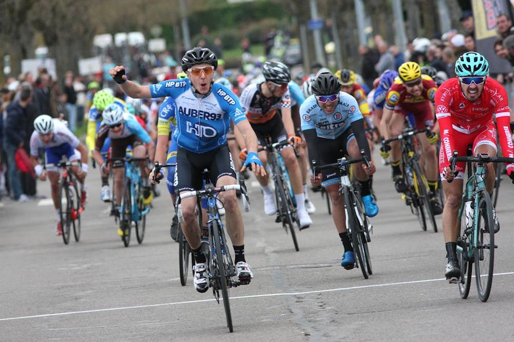 Camille Thominet remporte Châtillon-Dijon