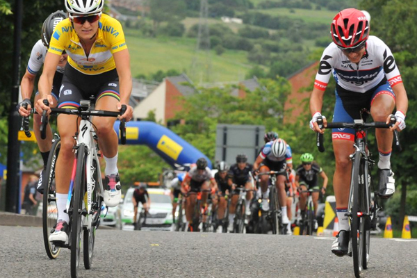 Deignan et Moolman sur The Women's Tour 2016