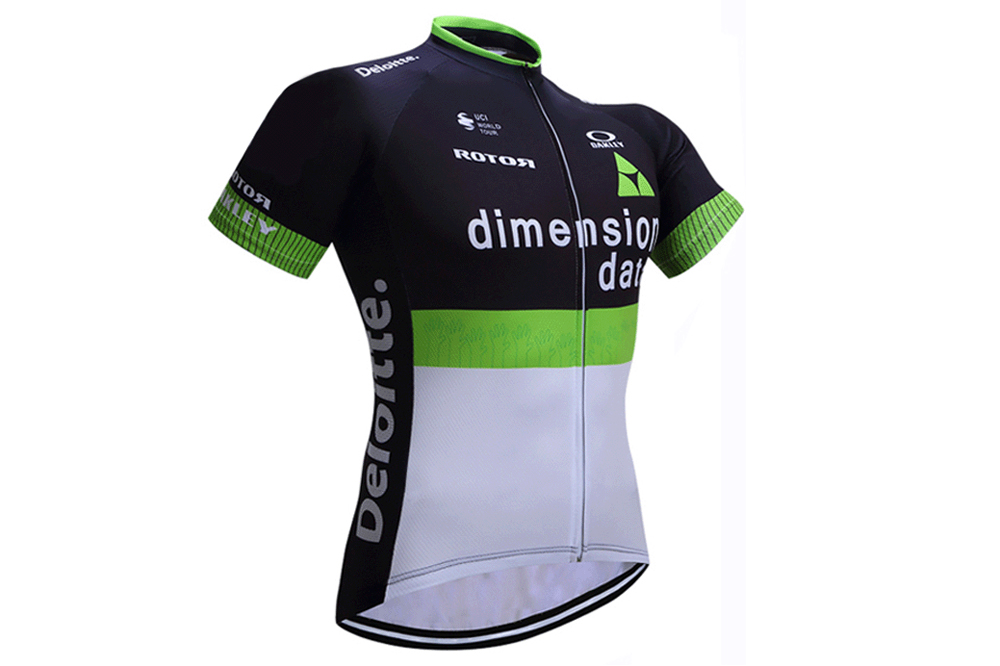 Le maillot Oakley de Dimension Data