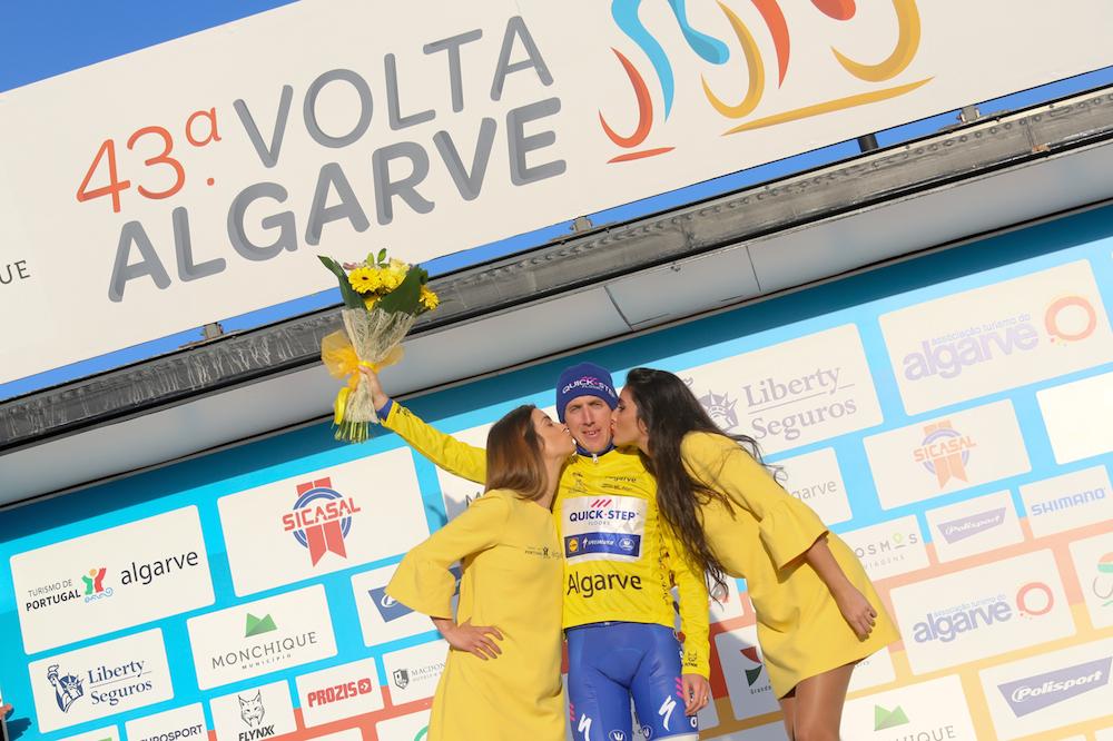 Daniel Martin nouveau Maillot Jaune au Tour d'Algarve