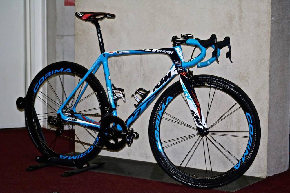 Delko Marseille Provence Ktm Bike