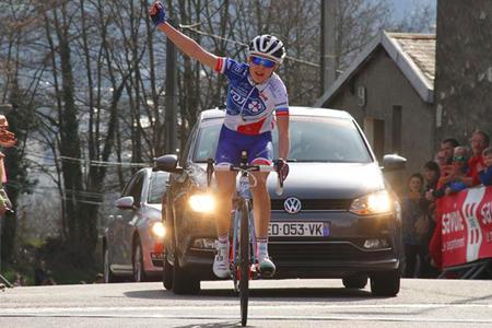 Dreville gagne le GP de Chambéry 2017