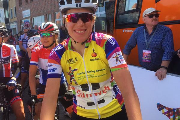 Ellen Van Dijk remporte le Healthy Ageing Tour 2017