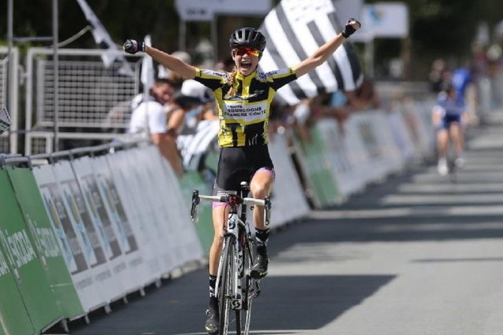 Evita Muzic remporte le Championnat de France Juniors