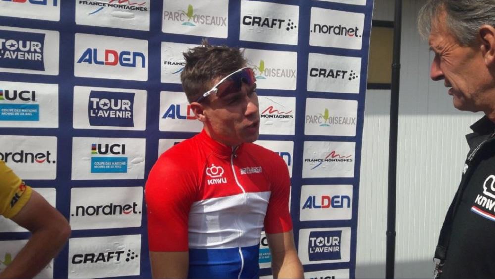 Fabio Jakobsen vainqueur 2ème étape Tour de l'avenir