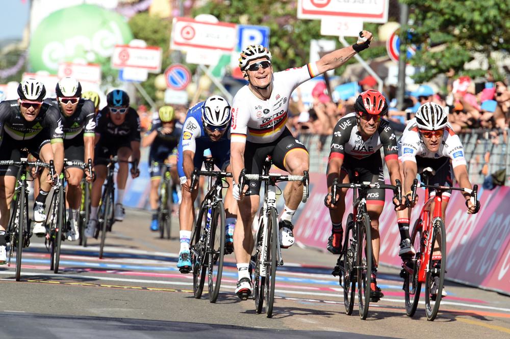 André Greipel vainqueur d'étape au Giro