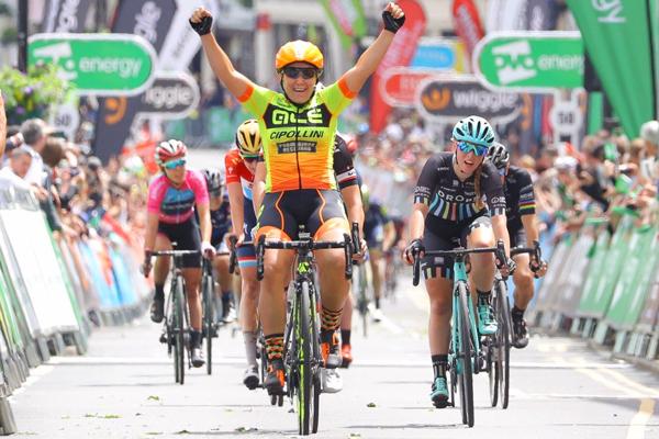 Hosking s'impose sur le Women's Tour 2017