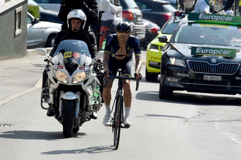 Lawrence Warbasse remporte la quatrième étape — Tour de Suisse