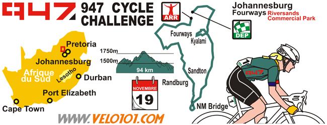 Le 947 Cycle Challenge 2017