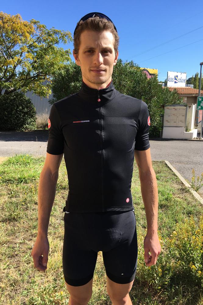 Le maillot Castelli Perfetto Light