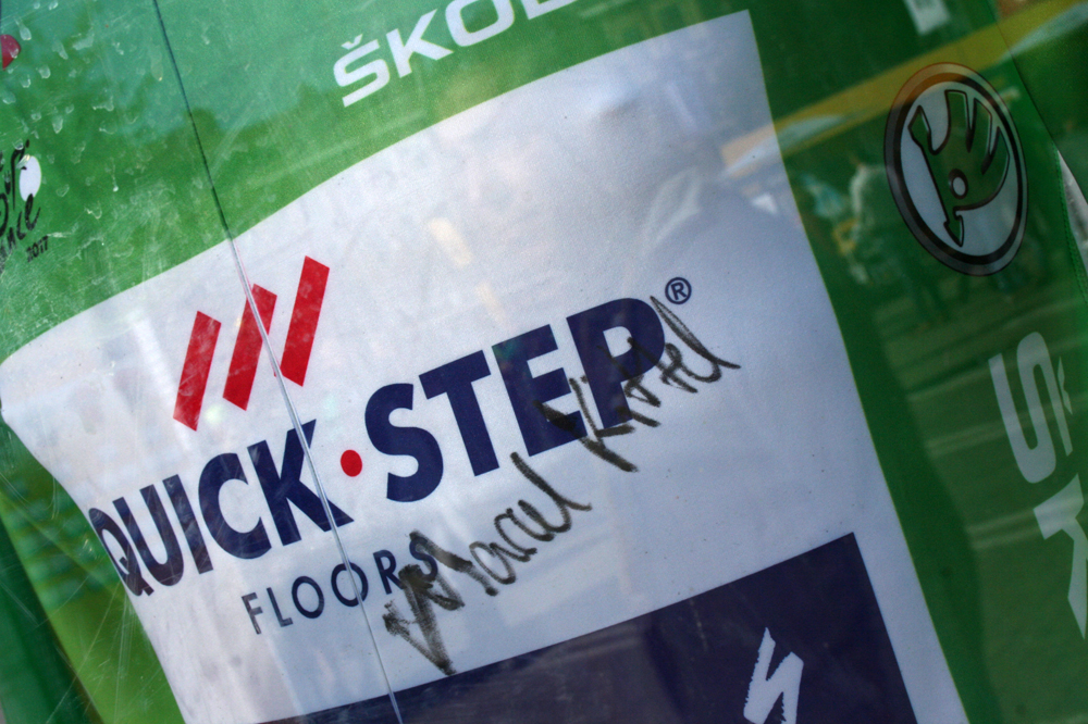 L'Allemand Marcel Kittel remporte la deuxième étape du Tour de France