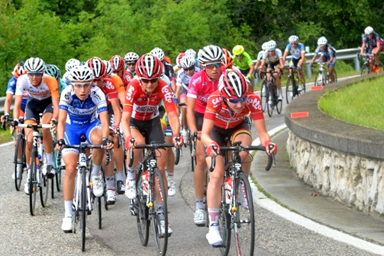 Les favorites sur le Tour du Trentin 2016