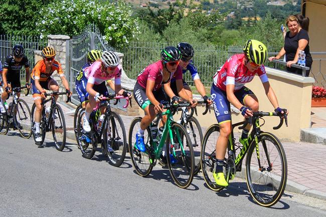 Les meilleures du Giro Rosa 2017