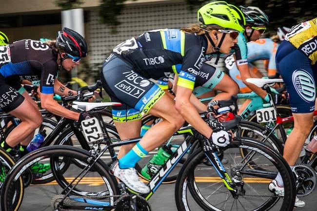Lex Albrecht (Team Tibco-SVB) en 2017