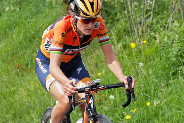 Lizzie Deignan (Boels-Dolmans) en 2017