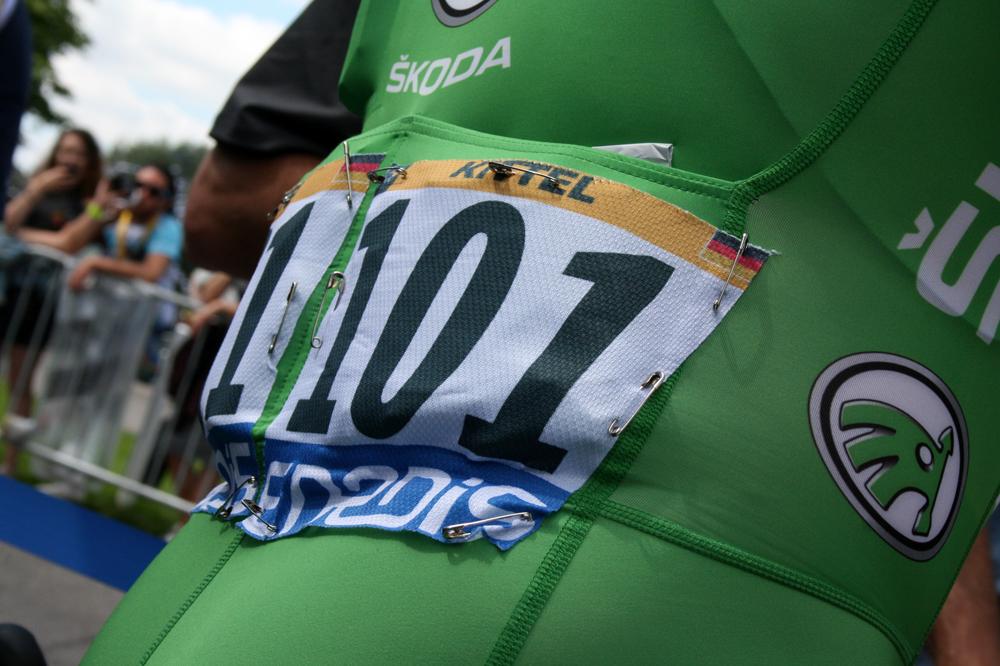 Marcel Kittel défend le 101 en vert