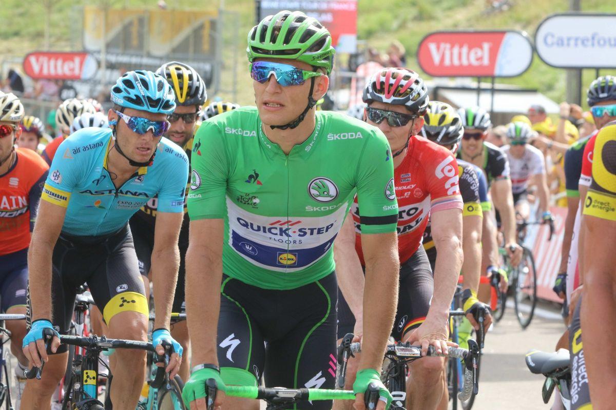 Marcel Kittel tout de vert vêtu