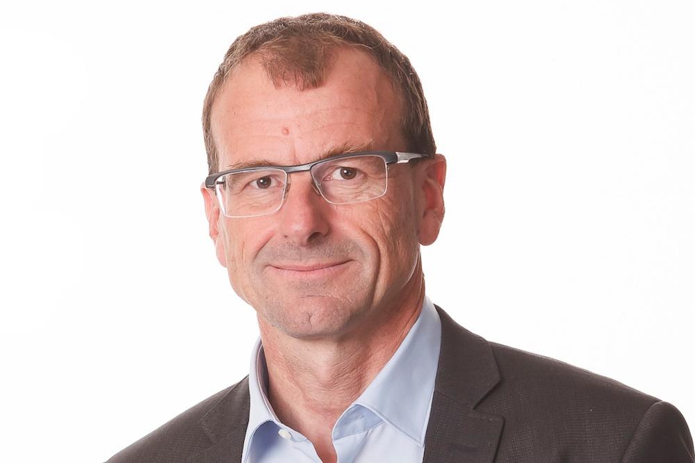 Michel Callot, candidat à la présidence de la FFC