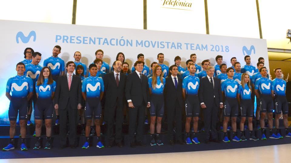 Movistar 2018
