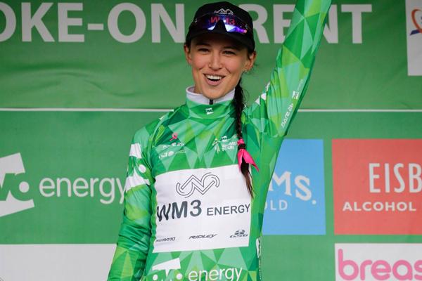 Niewiadoma leader du Women's Tour 2017