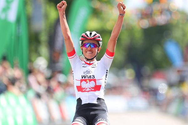 Niewiadoma s'impose sur la 1ère étape du Women's Tour 2017