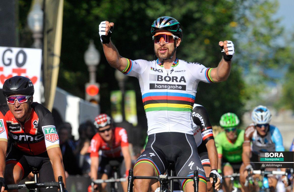 Peter Sagan remporte le GP de Québec