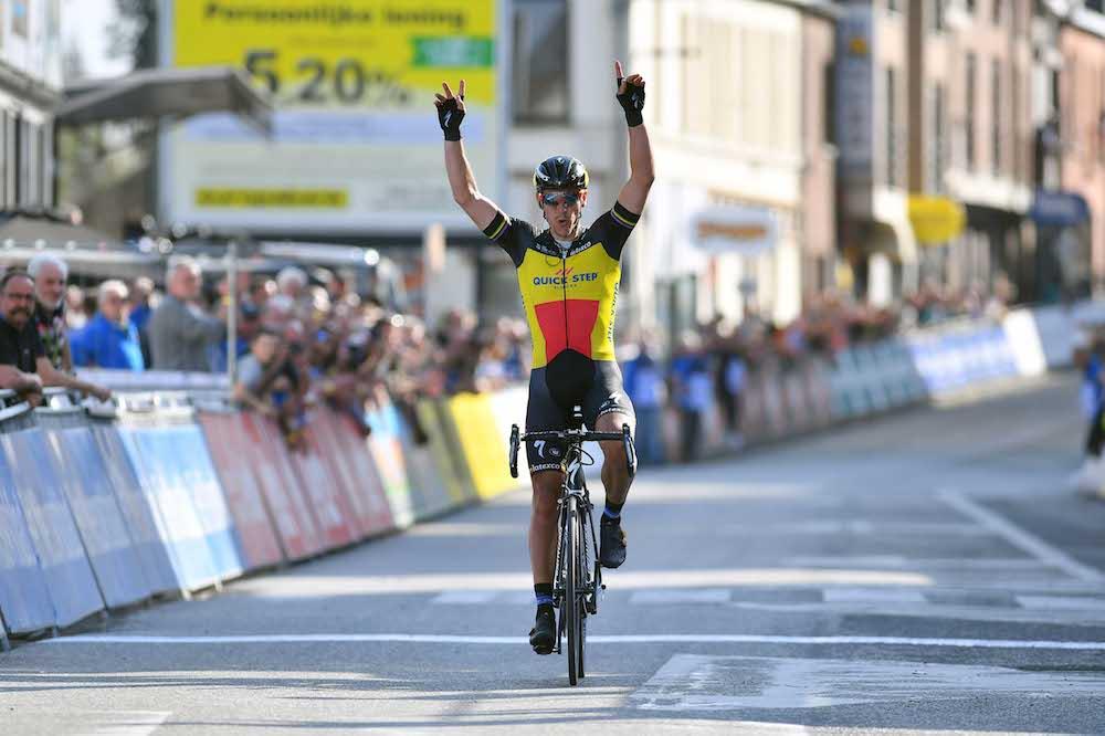 Philippe Gilbert renoue avec la victoire à La Panne