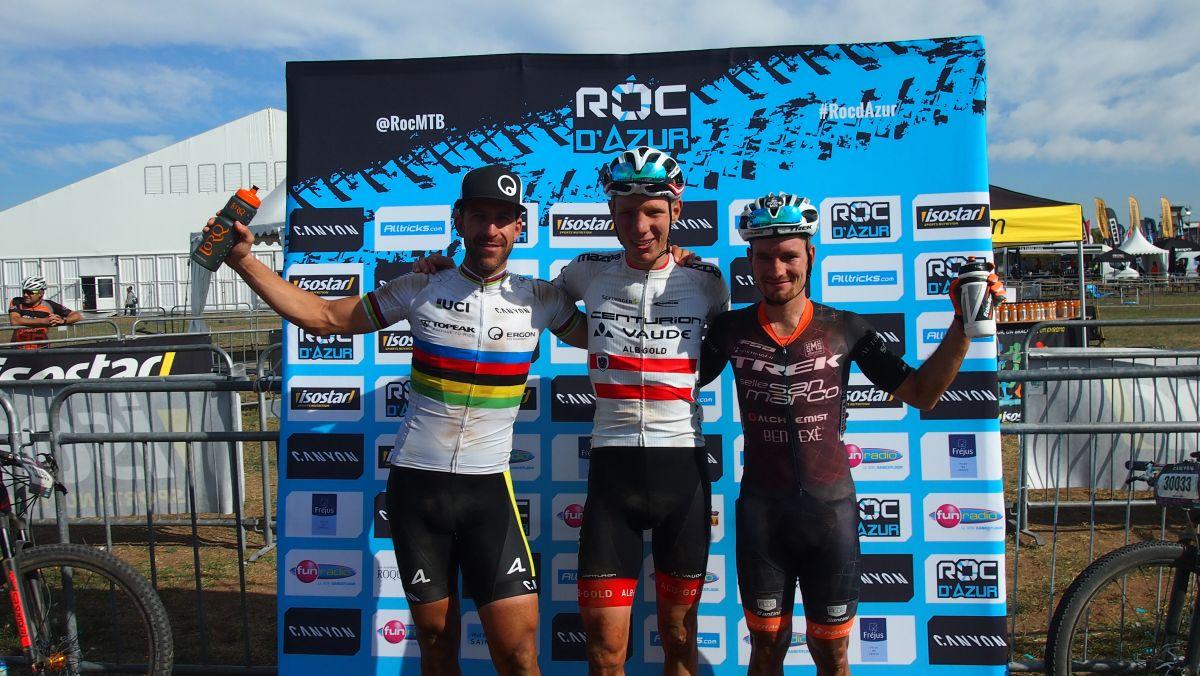 podium Roc Marathon 2017 2