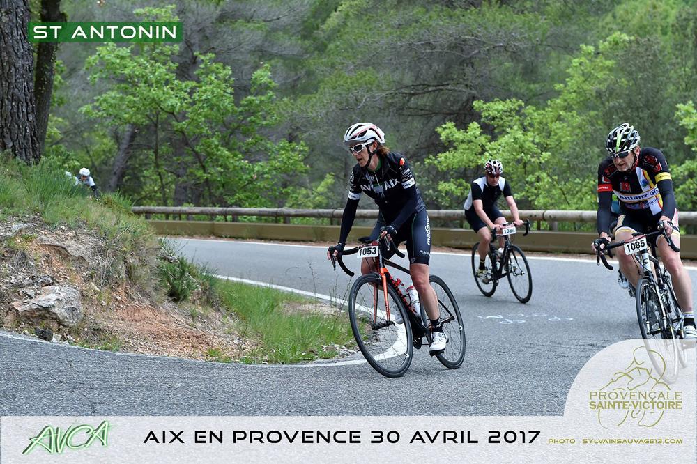 Toujours en prise sur la Provençale-Sainte-Victoire