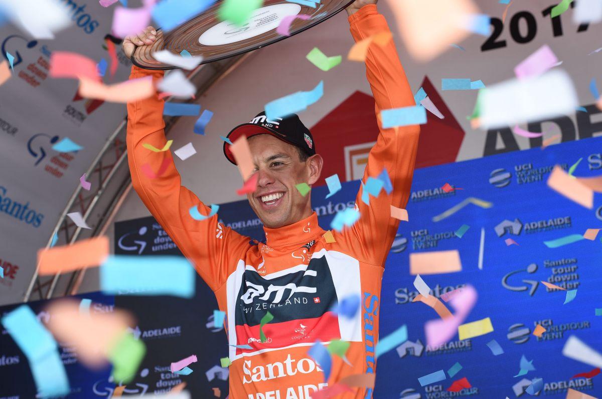 Richie Porte remporte enfin le Tour Down Under
