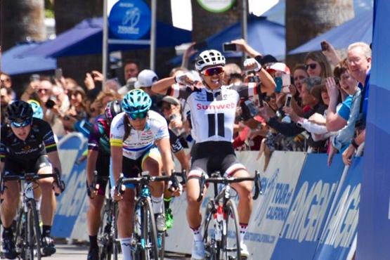 Rivera (Sunweb) gagne la 3ème étape du Tour de Californie