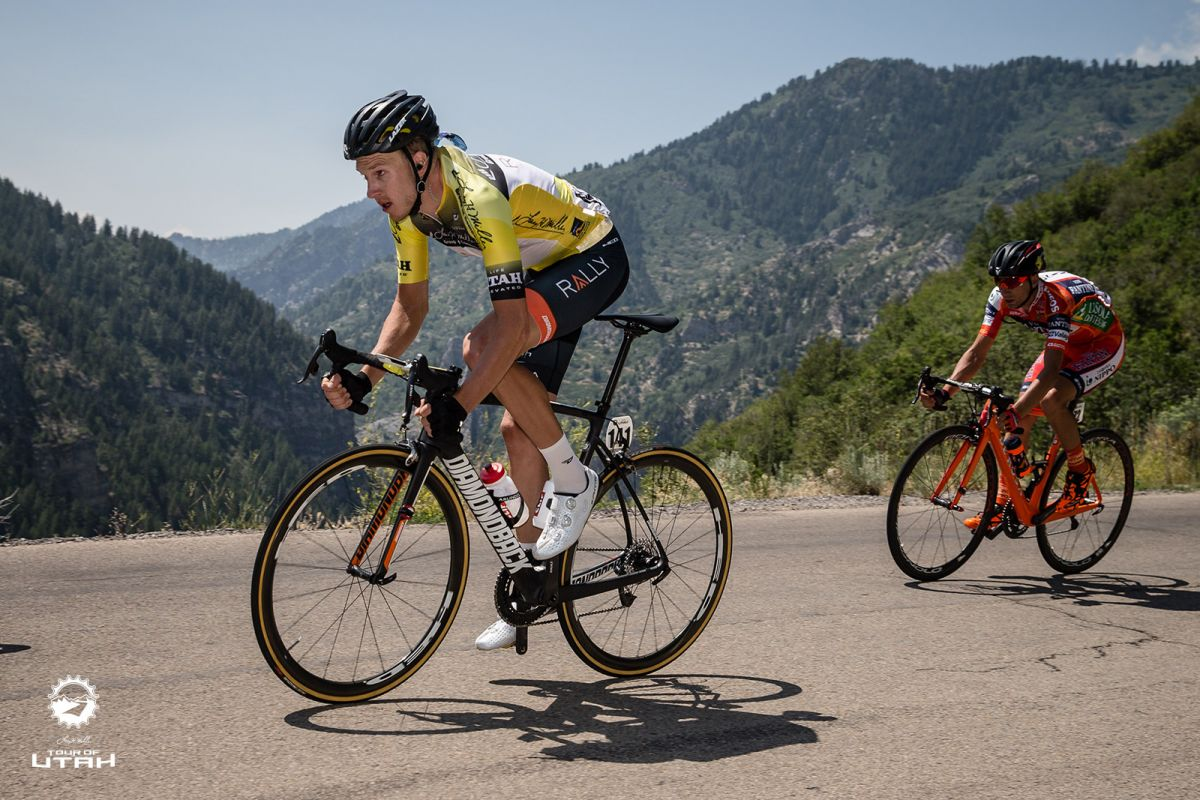 Rob Britton remporte le Tour de l'Utah