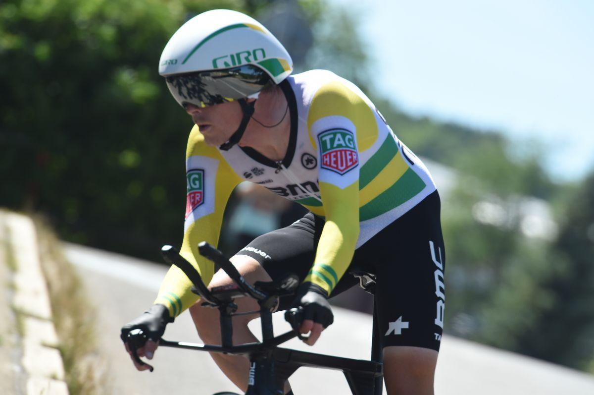 Rohan Dennis remporte un nouveau contre-la-montre sur le Tour de Suisse