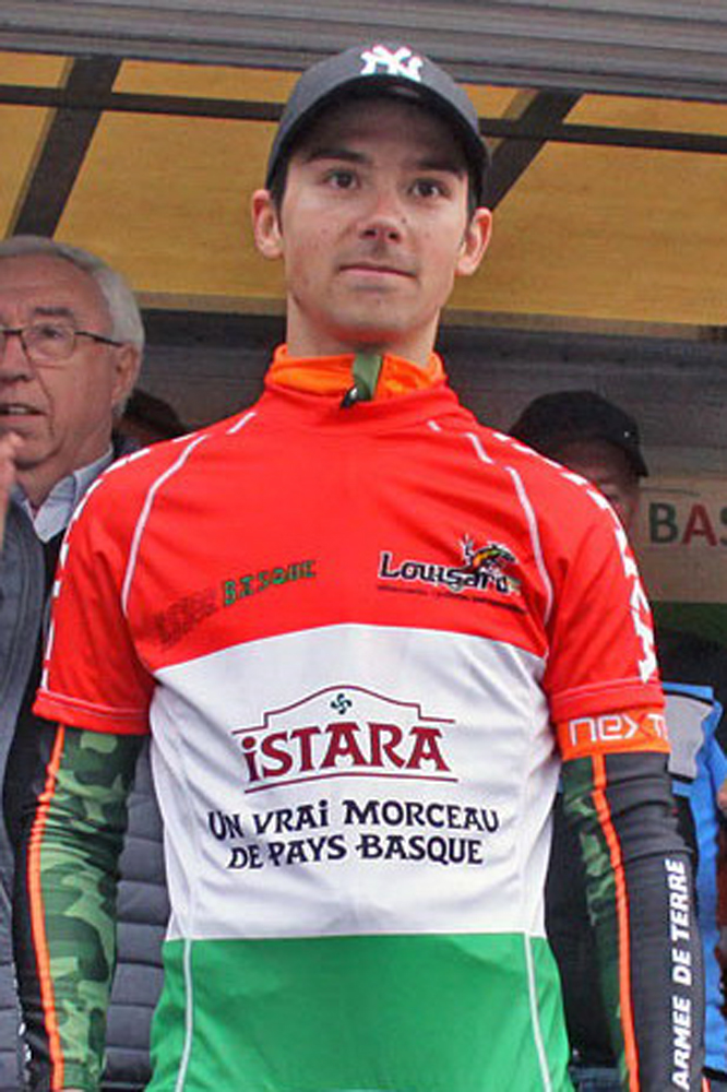 Romain Campistrous gagne l'Essor Basque