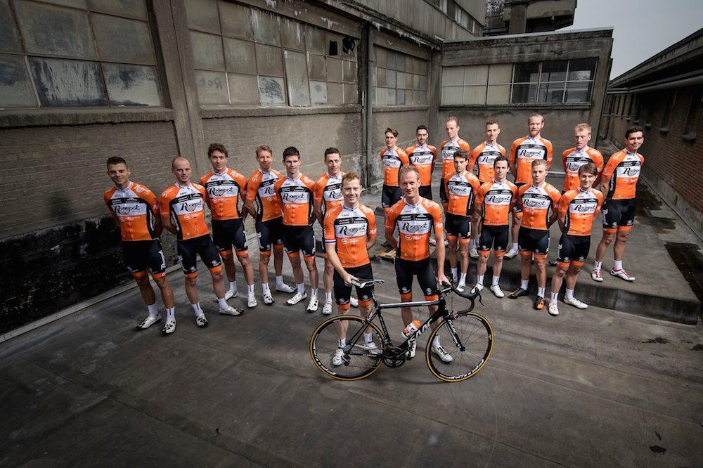 L'équipe Roompot-Nederlandse Loterij