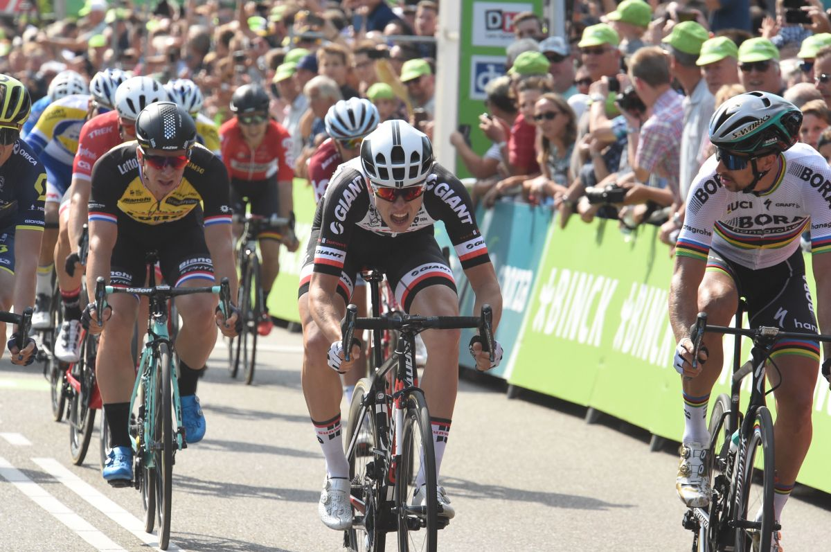 Peter Sagan premier leader