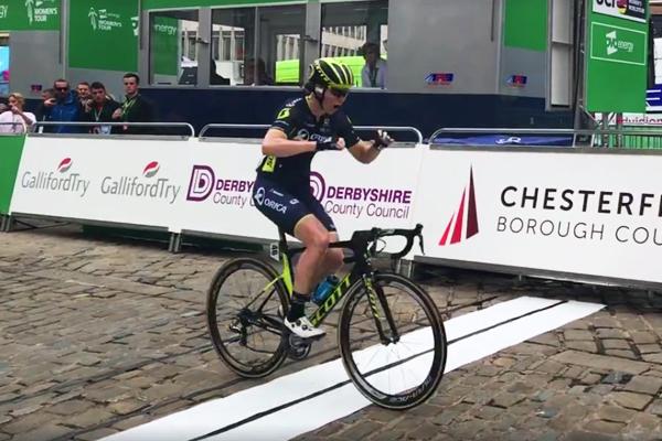 Sarah Roy s'impose sur le Women's Tour 2017