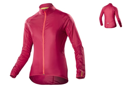 Sequence wind jacket
