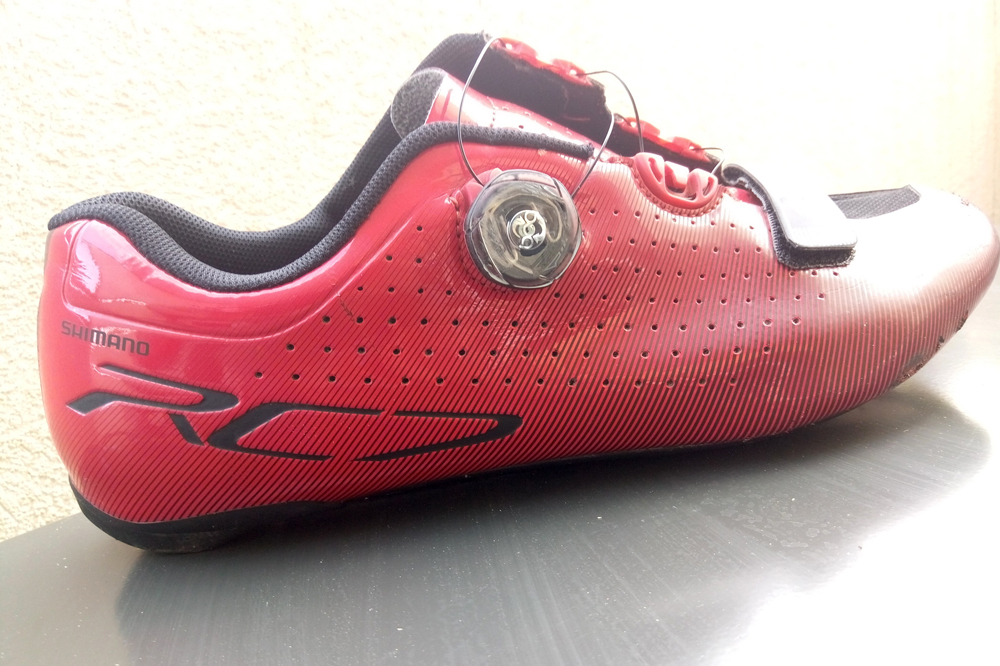 Les chaussures Shimano RC7